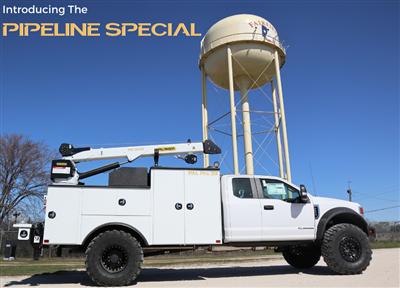 2020 F-550 Super Cab DRW 4x4, ** Custom Pipeline Special ** #C52181 - photo 1