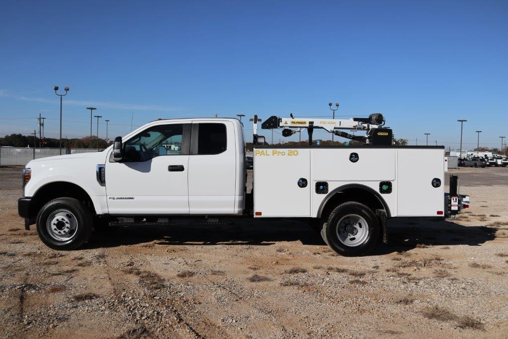 2019 F-350 Super Cab DRW 4x4, Palfinger Mechanics Body #D70383 - photo 1