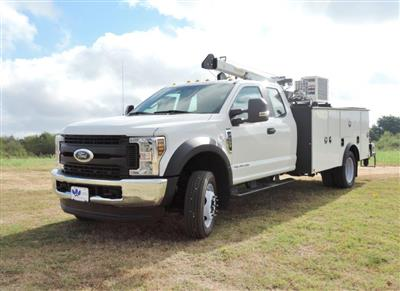 2019 F-550 Super Cab DRW 4x4,  Palfinger PAL Pro 39 Mechanics Body #E82563 - photo 3