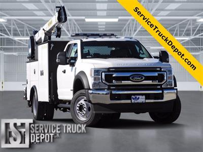 2020 Ford F-550 Super Cab DRW 4x4, Mechanics Body #STE88320 - photo 1