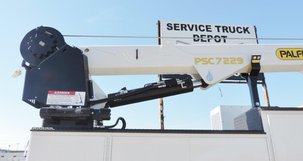 2019 F-750 Regular Cab DRW 4x2,  Palfinger PAL Pro 72 Mechanics Body #F05046 - photo 52
