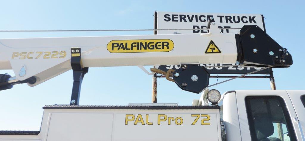2019 F-750 Regular Cab DRW 4x2,  Palfinger PAL Pro 72 Mechanics Body #F05046 - photo 53