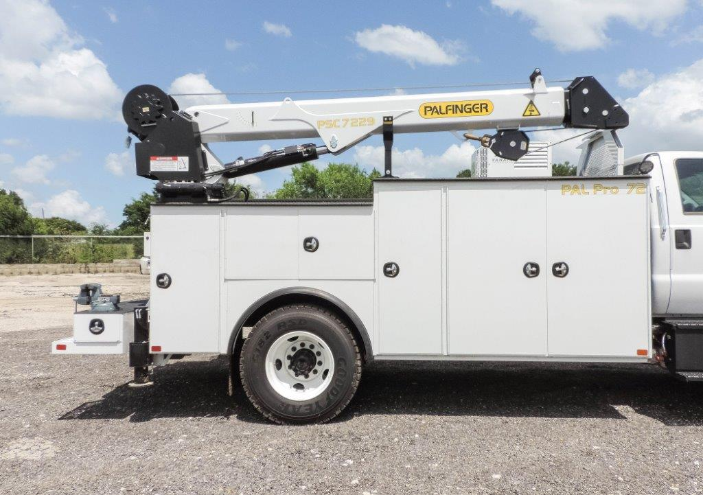 2019 F-750 Regular Cab DRW 4x2,  Palfinger PAL Pro 72 Mechanics Body #F05047 - photo 99
