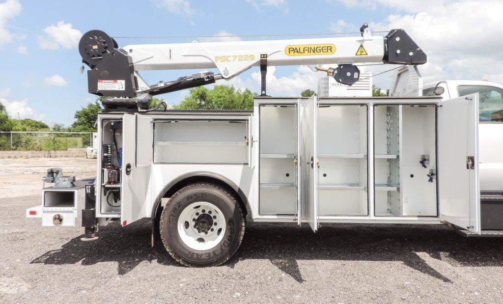 2019 F-750 Regular Cab DRW 4x2,  Palfinger PAL Pro 72 Mechanics Body #F05047 - photo 110
