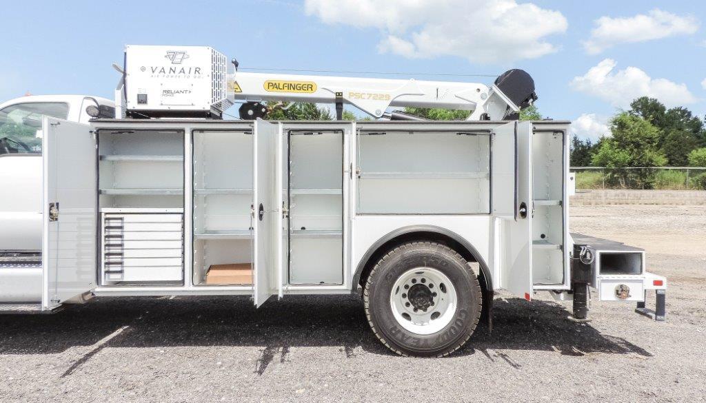 2019 F-750 Regular Cab DRW 4x2,  Palfinger PAL Pro 72 Mechanics Body #F05047 - photo 86