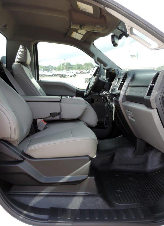 2019 F-550 Regular Cab DRW 4x4,  Palfinger PAL Pro 39 Mechanics Body #F72336 - photo 28