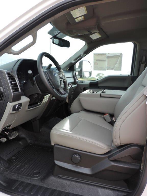 2019 F-550 Regular Cab DRW 4x4,  Palfinger PAL Pro 39 Mechanics Body #F72336 - photo 30