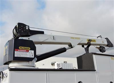 2019 F-550 Regular Cab DRW 4x4,  Palfinger PAL Pro 39 Mechanics Body #F72336 - photo 9