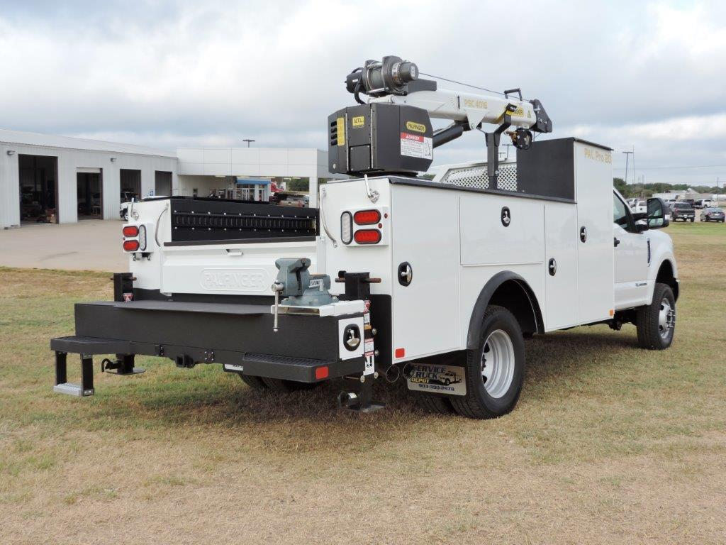 2019 F-350 Regular Cab DRW 4x4, Palfinger Mechanics Body #F96200 - photo 1