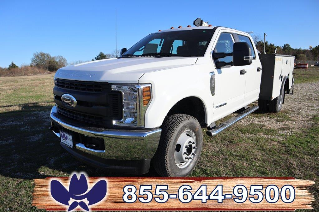 2019 F-350 Crew Cab DRW 4x4, Palfinger Mechanics Body #G40166 - photo 38