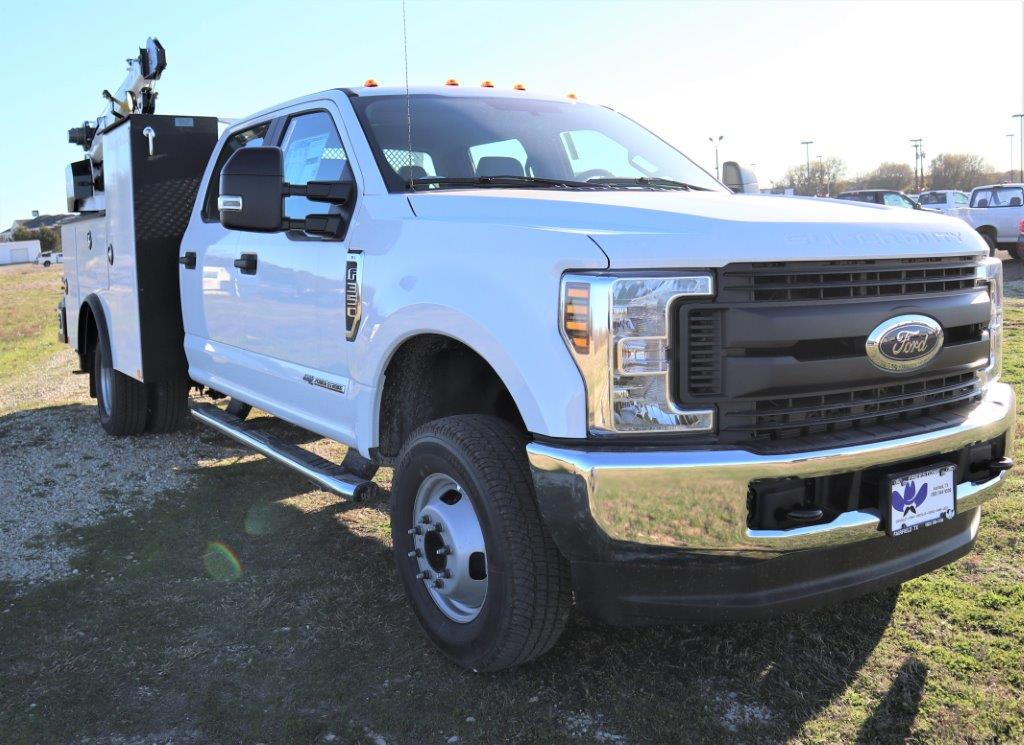 2019 F-350 Crew Cab DRW 4x4, Palfinger Mechanics Body #G40166 - photo 2