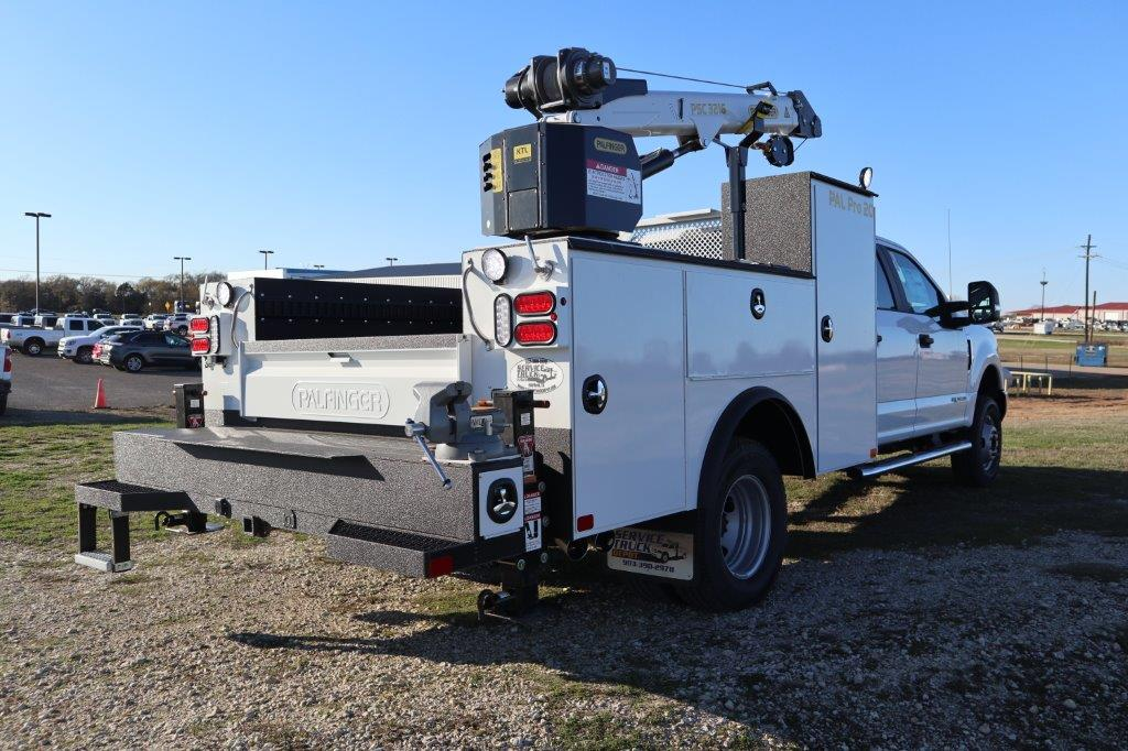 2019 F-350 Crew Cab DRW 4x4, Palfinger Mechanics Body #G40166 - photo 8