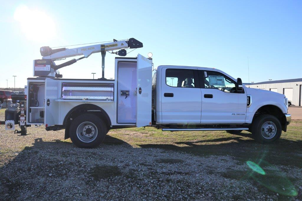 2019 F-350 Crew Cab DRW 4x4, Palfinger Mechanics Body #G40166 - photo 28
