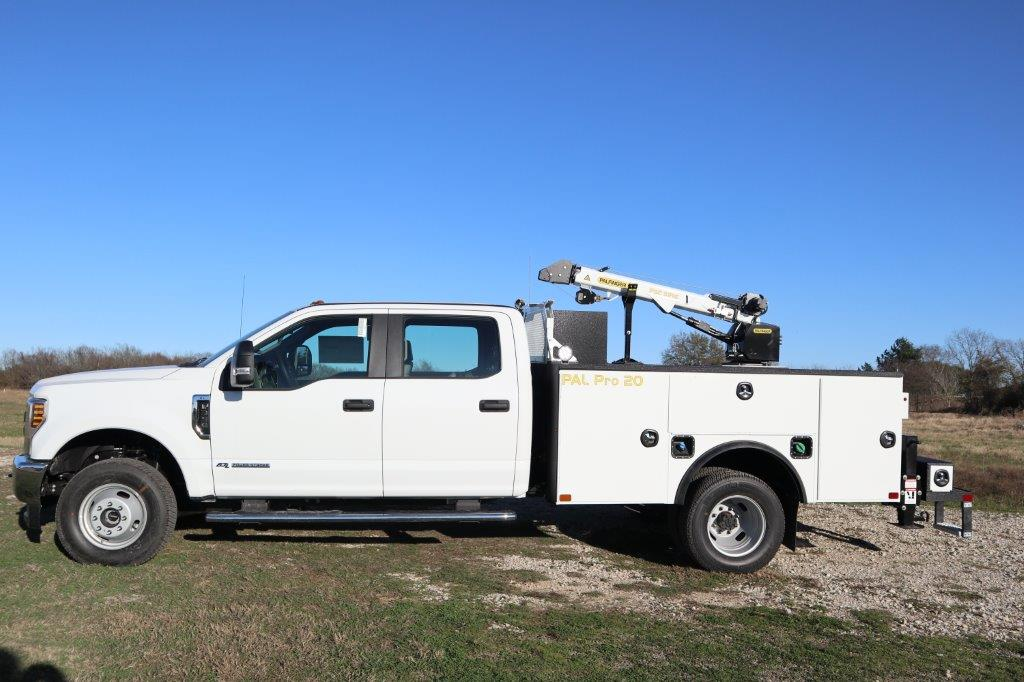2019 F-350 Crew Cab DRW 4x4, Palfinger Mechanics Body #G40166 - photo 5