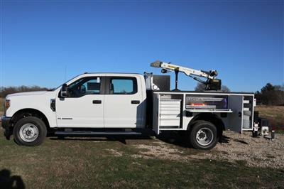 2019 F-350 Crew Cab DRW 4x4, Palfinger Mechanics Body #G40166 - photo 22