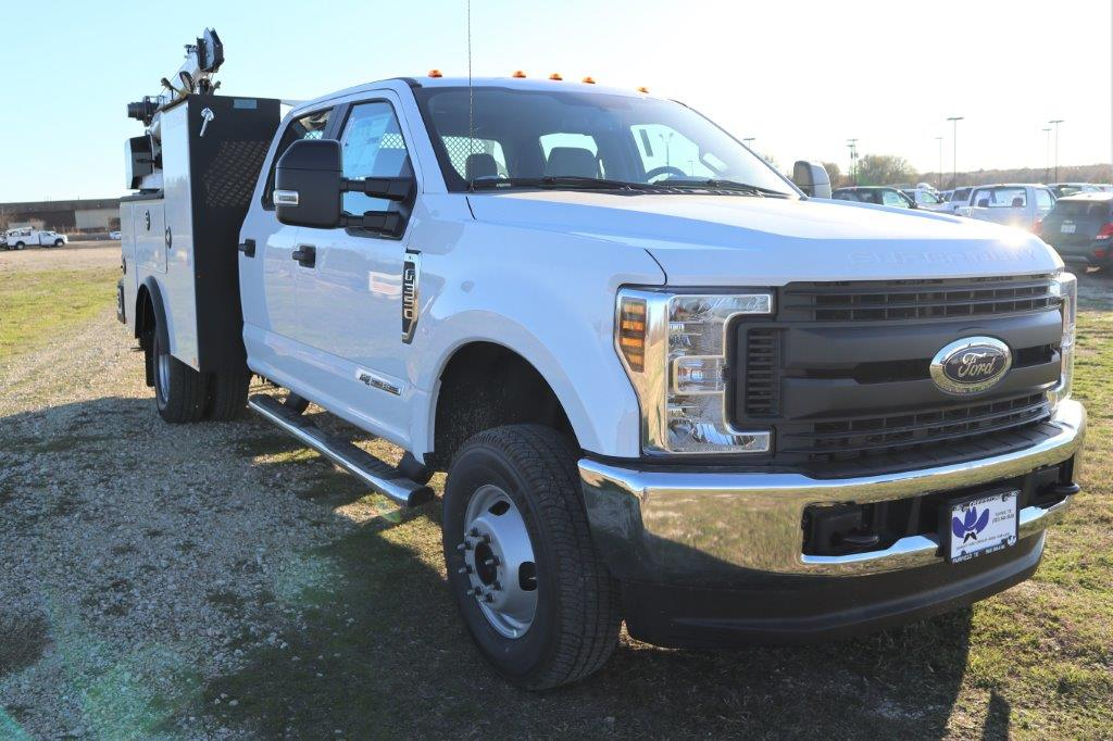 2019 F-350 Crew Cab DRW 4x4, Palfinger Mechanics Body #G40167 - photo 2