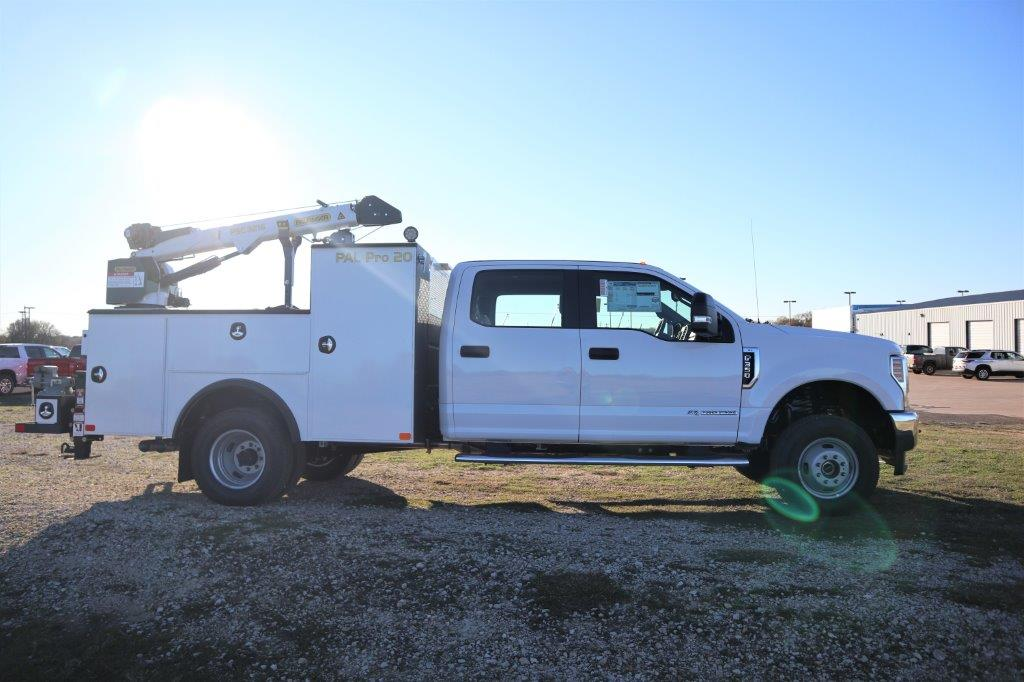 2019 F-350 Crew Cab DRW 4x4, Palfinger Mechanics Body #G40167 - photo 1