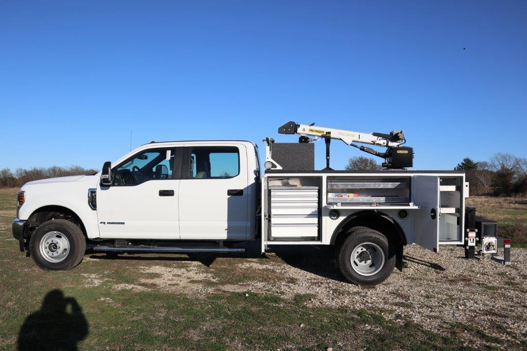 2019 F-350 Crew Cab DRW 4x4, Palfinger Mechanics Body #G40167 - photo 22
