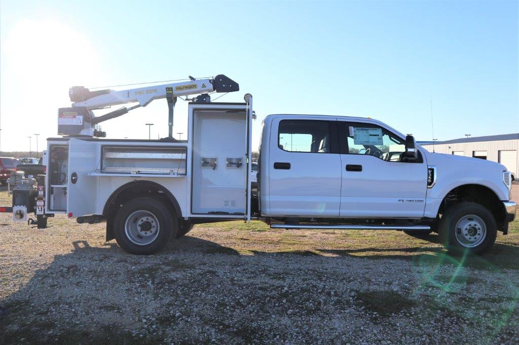 2019 F-350 Crew Cab DRW 4x4, Palfinger Mechanics Body #G40167 - photo 29