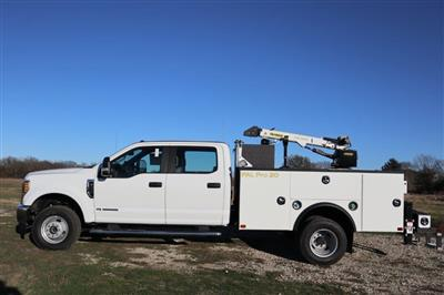 2019 F-350 Crew Cab DRW 4x4, Palfinger Mechanics Body #G40167 - photo 5