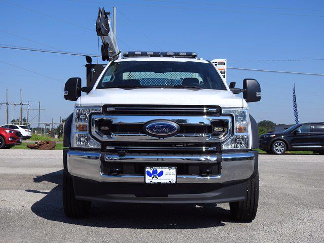 2021 Ford F-600 Regular Cab DRW 4x4, Cab Chassis #STA00738 - photo 2