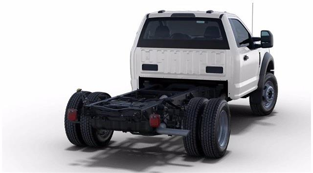 2021 Ford F-600 Regular Cab DRW 4x4, Cab Chassis #STA00740 - photo 3