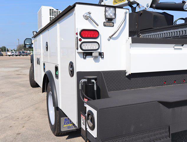 2021 Ford F-600 Regular Cab DRW 4x4, Mechanics Body #STA00743 - photo 7