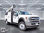 2021 Ford F-600 Regular Cab DRW 4x4, Palfinger PAL Pro 43 Mechanics Body #A00743 - photo 1