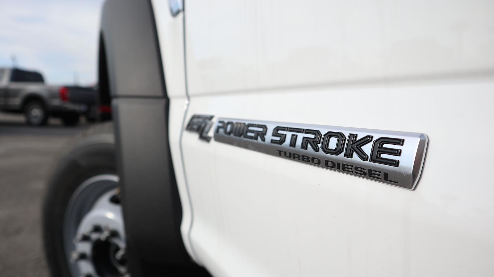 2021 Ford F-600 Regular Cab DRW 4x4, Palfinger Mechanics Body #STA00744 - photo 36