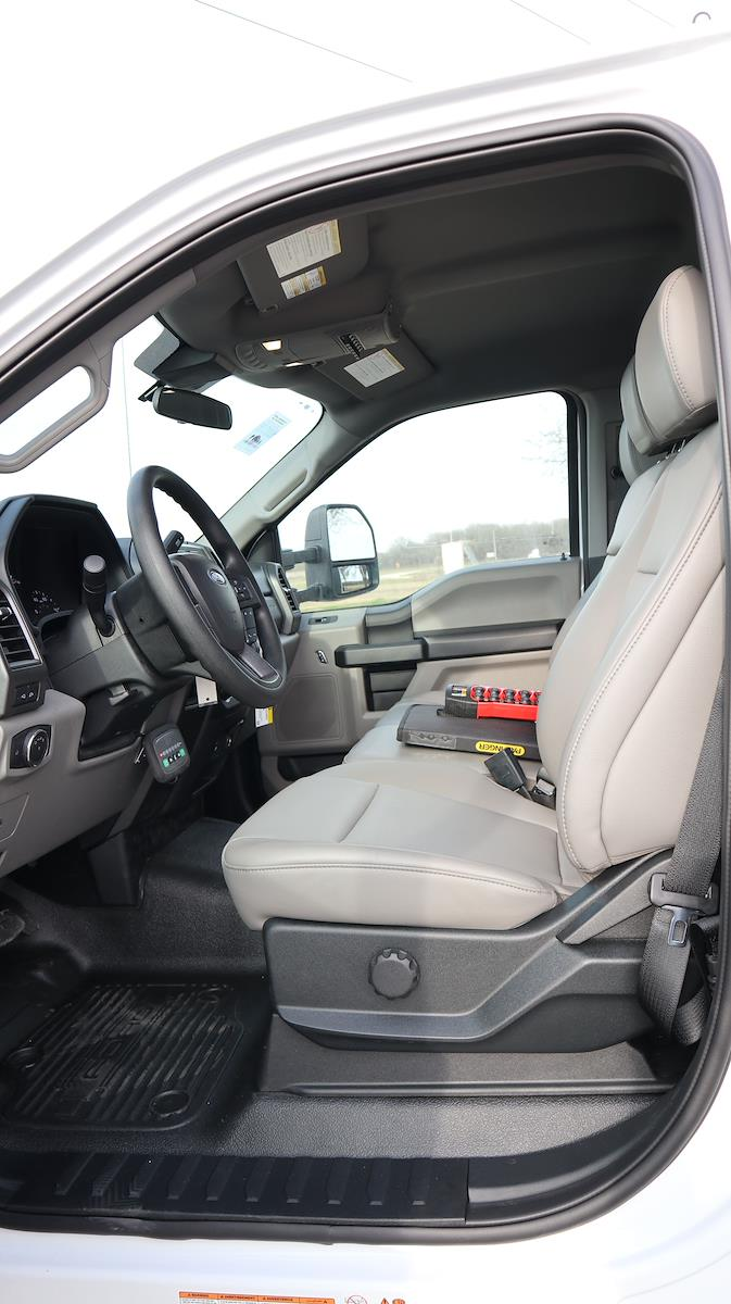 2021 Ford F-600 Regular Cab DRW 4x4, Palfinger Mechanics Body #STA00744 - photo 52