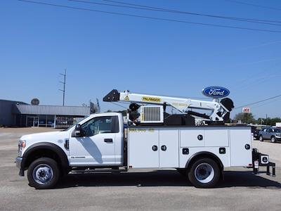 2021 Ford F-600 Regular Cab DRW 4x4, Cab Chassis #STA00744 - photo 2