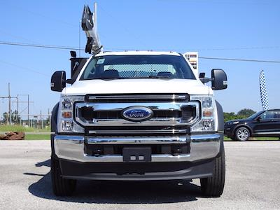 2021 Ford F-600 Regular Cab DRW 4x4, Cab Chassis #STA00744 - photo 4