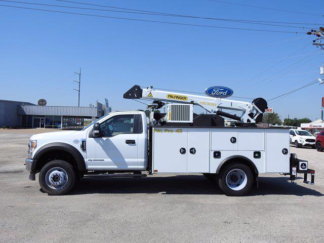 2021 Ford F-600 Regular Cab DRW 4x4, Cab Chassis #STA00745 - photo 2