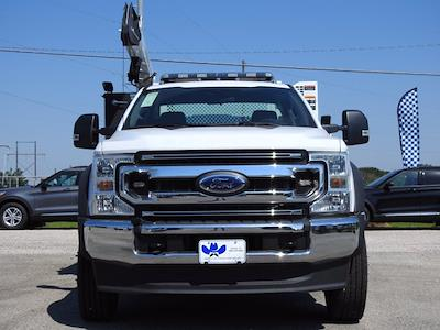 2021 Ford F-600 Regular Cab DRW 4x4, Cab Chassis #STA00745 - photo 4