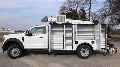 2021 Ford F-600 Regular Cab DRW 4x4, Palfinger PAL Pro 43 Mechanics Body #STA00745 - photo 26