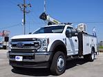 2021 Ford F-600 Regular Cab DRW 4x4, Cab Chassis #STA00745 - photo 3