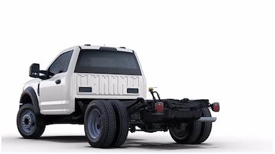 2021 Ford F-600 Regular Cab DRW 4x4, Cab Chassis #STA00746 - photo 2