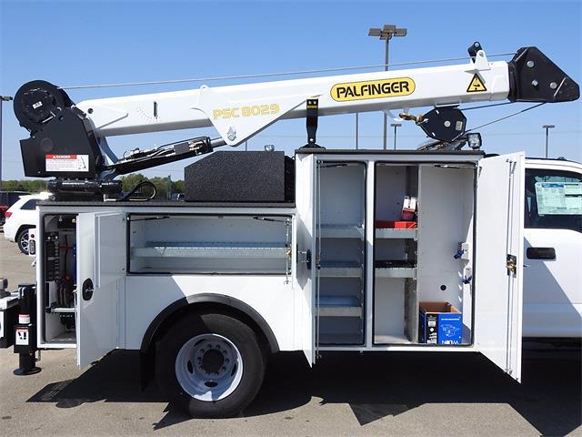 2021 Ford F-600 Regular Cab DRW 4x4, Mechanics Body #STA00748 - photo 18