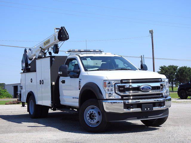 2021 Ford F-600 Regular Cab DRW 4x4, Mechanics Body #STA00748 - photo 1