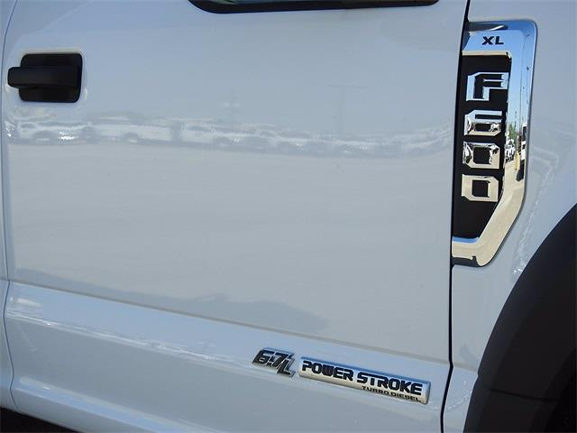 2021 Ford F-600 Regular Cab DRW 4x4, Cab Chassis #STA00748 - photo 4