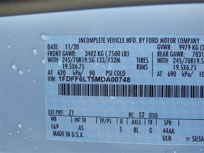 2021 Ford F-600 Regular Cab DRW 4x4, Mechanics Body #STA00748 - photo 39