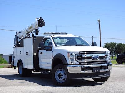 2021 Ford F-600 Regular Cab DRW 4x4, Cab Chassis #STA00748 - photo 1