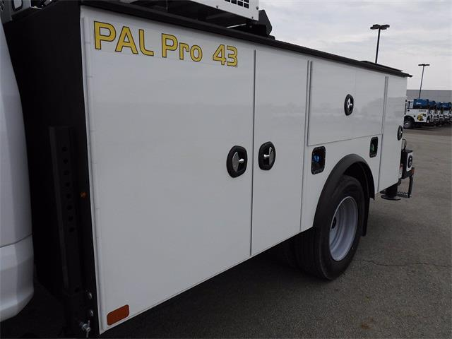 2021 Ford F-600 Regular Cab DRW 4x4, Palfinger PAL Pro 43 Mechanics Body #STA00749 - photo 12