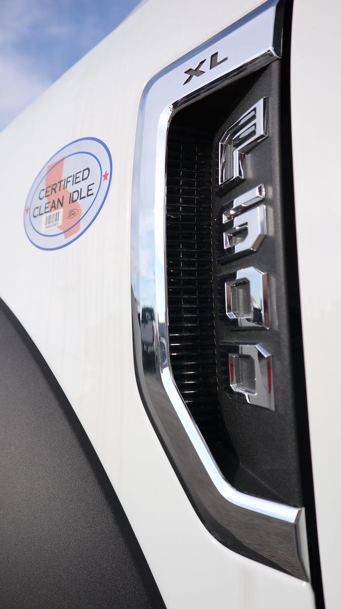 2021 Ford F-600 Regular Cab DRW 4x4, Palfinger PAL Pro 43 Mechanics Body #STA00751 - photo 9