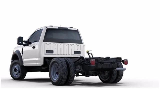 2021 Ford F-600 Regular Cab DRW 4x4, Cab Chassis #STA00752 - photo 1