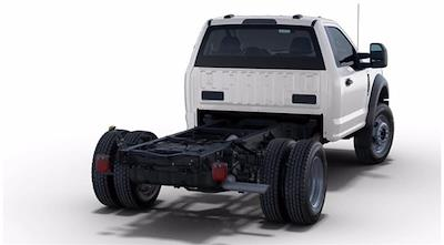 2021 Ford F-600 Regular Cab DRW 4x4, Cab Chassis #A00754 - photo 3