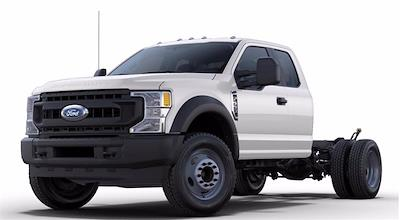 2021 Ford F-550 Super Cab DRW 4x4, Cab Chassis #STC11890 - photo 5