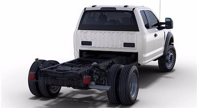 2021 Ford F-550 Super Cab DRW 4x4, Cab Chassis #STC11890 - photo 6