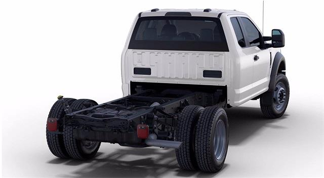 2021 Ford F-550 Super Cab DRW 4x4, Cab Chassis #STC11893 - photo 6