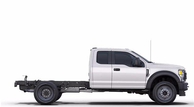 2021 Ford F-550 Super Cab DRW 4x4, Cab Chassis #STC11896 - photo 3